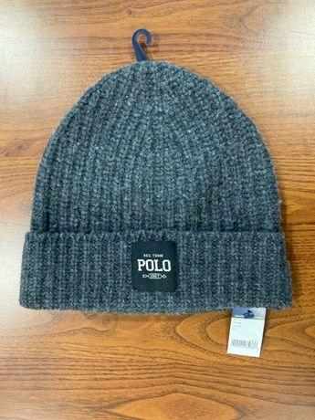 Вязаная шапка POLO Ralph Lauren