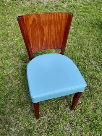 Krzesło krzesła A-0031 nowe tapicerowane okazja Fameg