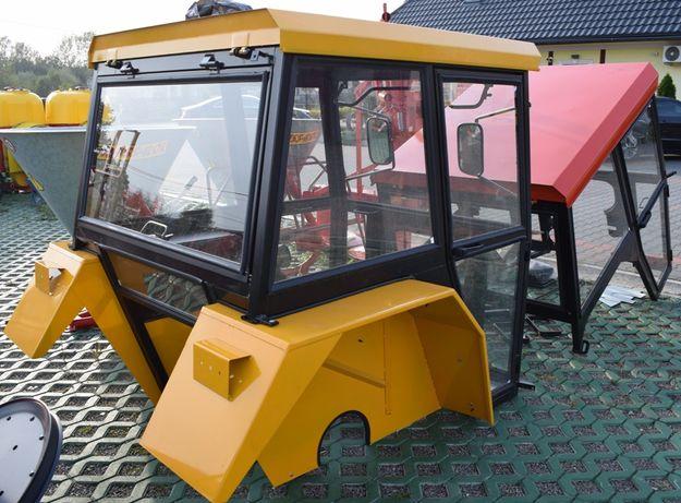 Kabina ciągnikowa do traktora URSUS C330 C360 wysoki tapicerowany dach