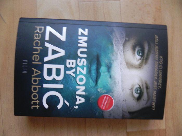 Rachel Abbott Zmuszona by zabić Świętochłowice - image 1