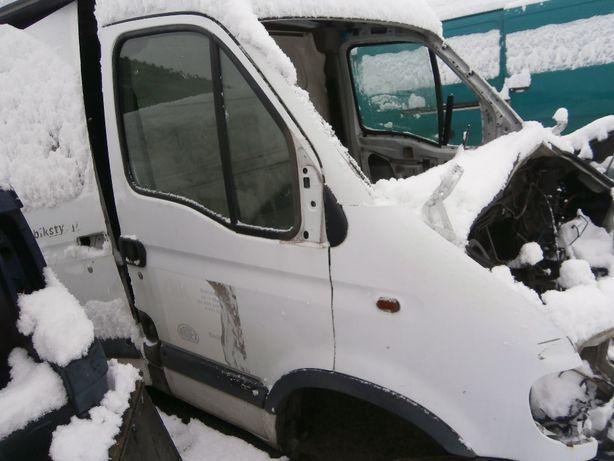 Drzwi Renault Master II przód przednie prawe