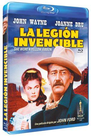 La Legion Invencible/Os Dominadores(Blu-Ray)-Importado