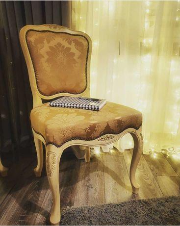 Krzesło Ludwik dwie sztuki