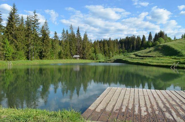 Відпочинок на гірському озері.Приймаємо групові заїзди