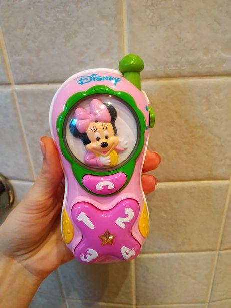 Детский телефон Disney
