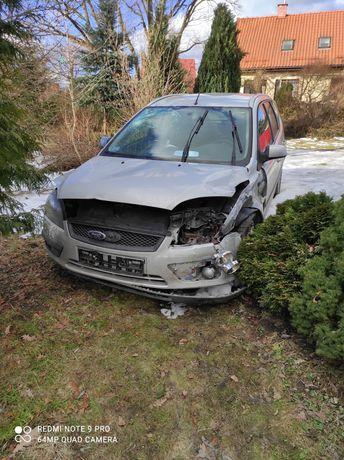 Ford focus MK2 uszkodzony