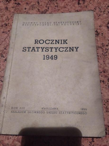 Rocznik statystyczny 1949