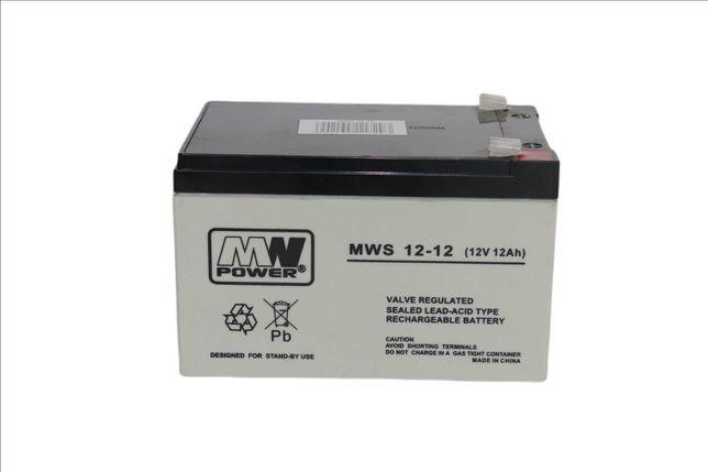 Akumulator MW Power MWS 12-12  12Ah