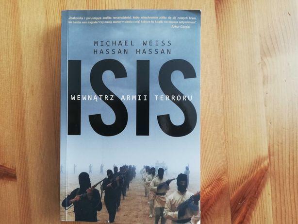 ISIS. Wewnątrz armii terroru - Weiss Michael , Hassan Hassan