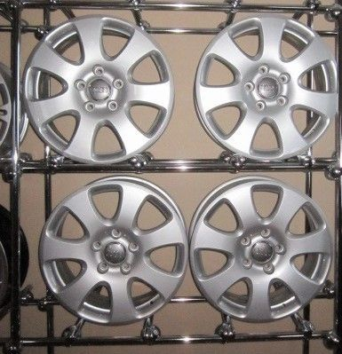 Felgi aluminiowe Audi Q7 18 cali komplet
