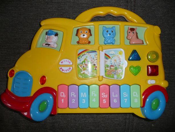 Zabawki dla maluszka 12m+
