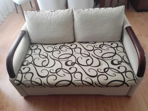 Sofa rozkladana z funkcja spania  i. Fotel Oliwia B  Unimebel