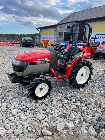 YANMAR AF16 Forte 4x4 Wspomaganie Rewers Mini Traktorki MAŁOLEPSZY