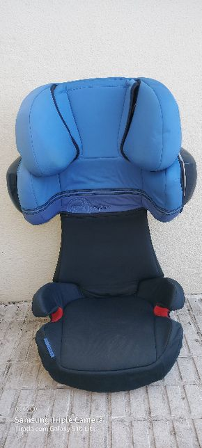 Cadeira Auto Cybex Solution X2 Fix Pouco uso
