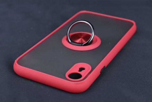 Capa iPhone XR Gel Rígido Bumper Vermelho *Portes GRÁTIS!!
