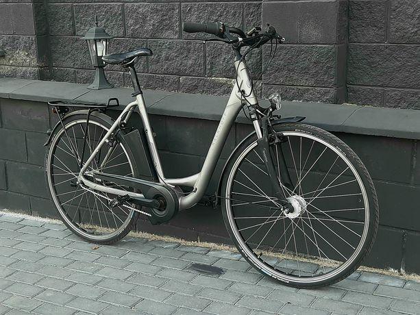 Kalkhoff allround електро велосипед, кареточний двигун, мотор, impulse