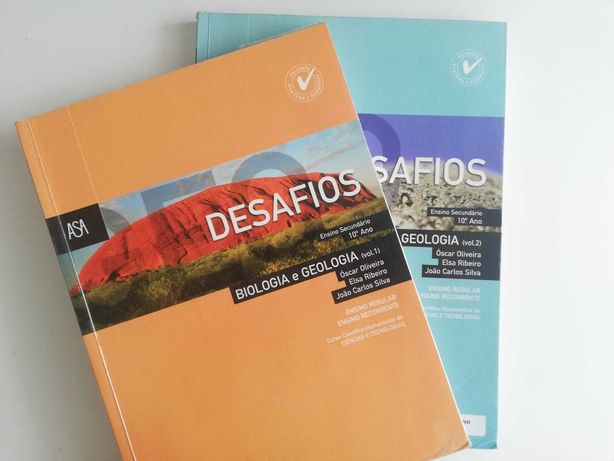 Manual Desafios Biologia e Geologia 10º ano