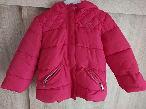 Kurtka Zara Kids rozmiar 98