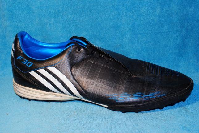 кроссовки adidas f 30 48 размер