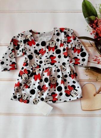 Платье детское на девочку весна-осень