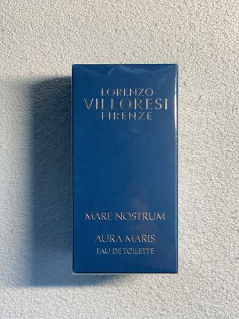Lorenzo Villoresi Aura Maris 100ml остаток 90ml