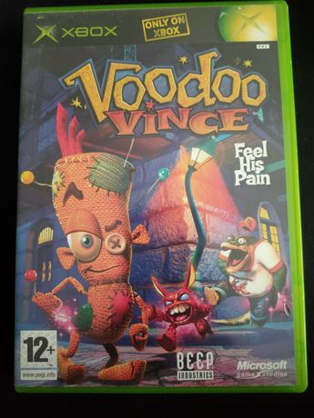 Voodoo legacy armed Xbox classic