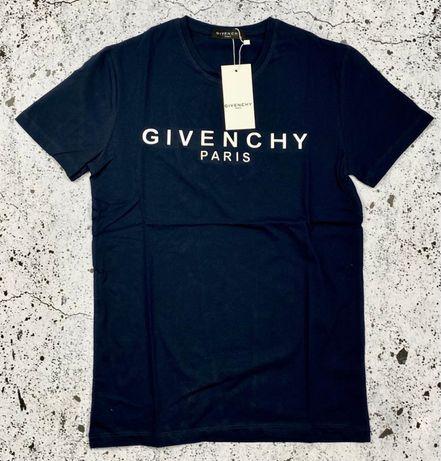 Nowe koszulki męskie GIVENCHY S-XXL