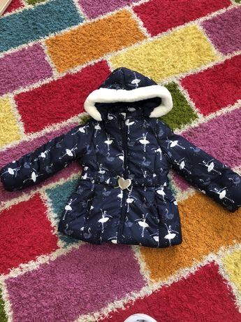 Куртка зимнаяя chicco 122