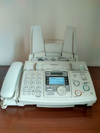 Telefaks Panasonic KX-FP cyfrowy