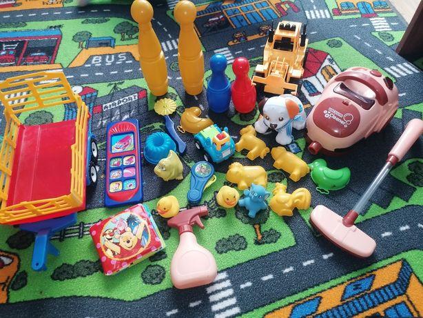Zestaw zabawek, zabawki