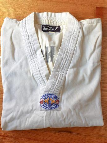 Fato de Taekwondo 160cm