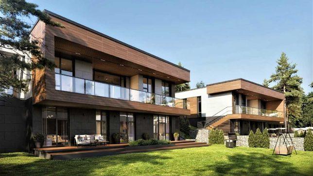 Продажа элитного дома Hi-tech Плюты, Конча-Заспа в лесу