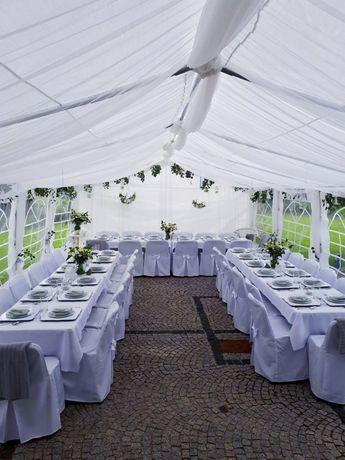 Wynajem namiotów,wesele w plenerze, dekoracje,wesele w namiocie.