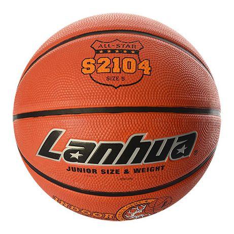 Мяч баскетбольный №5, №6 Lanhua SUPER SOFT