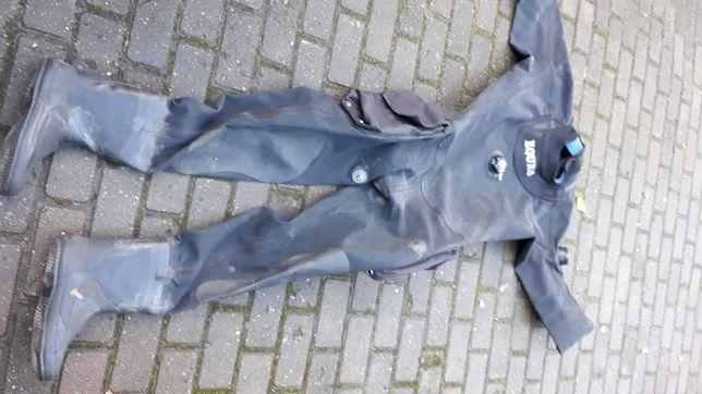 suchy sfander Eques 175cm + kieszenie + p-valve - do remontu