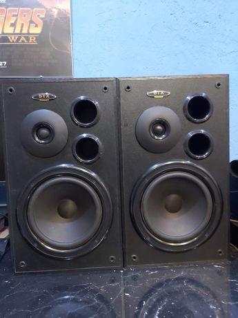 Kolumny głośniki STX A80 z maskownicami