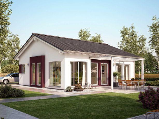 Casa modular pré-fabricada - T2