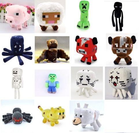 Іграшки з гри Minecraft по 140 грн, браслет в подарунок!