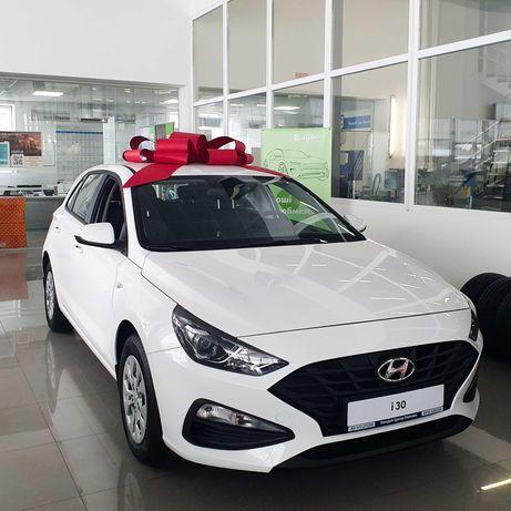 Новий автомобіль Hyundai I30