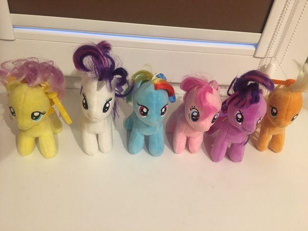 Koniki my litle ponny