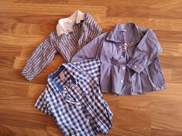 Ubranka dla chłopca, rozmiar 74