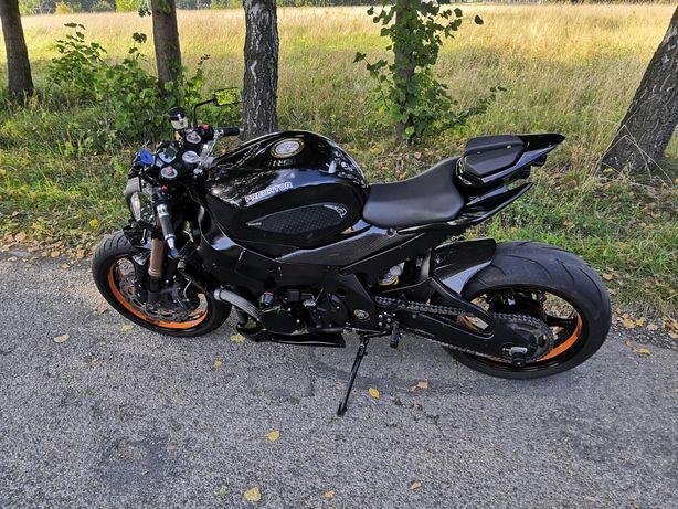 Motocykl Suzuki GSX-R 1000 K5 jedyny taki w Polsce. Urko- Predator 3