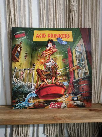 Nowa plyta winylowa vinyl acid drinkers are you a rebel