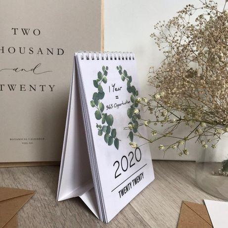 Календарь с фотографиями на пружине