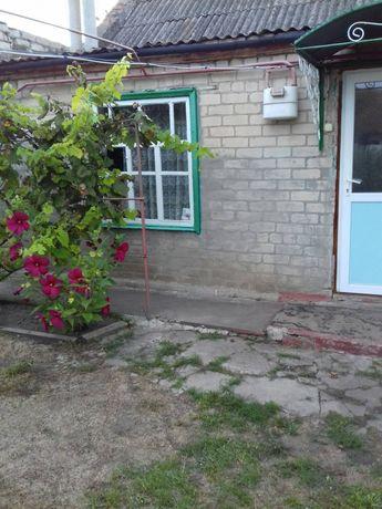 Дом в селе с огородом