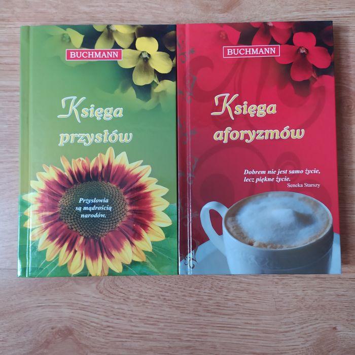 Księga przysłów i aforyzmów Buchmann Międzyrzecz - image 1