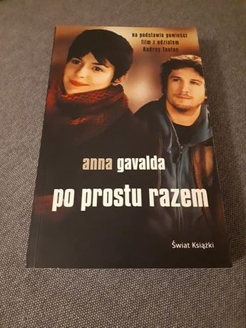 "Anna Gavalada ""Po prostu razem"""