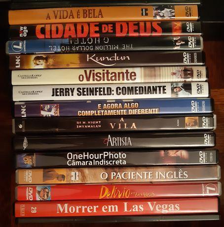 Dvds varios, 1,5€ cada