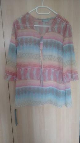 Kolorowa, orientalna koszula damska X Mail (S)