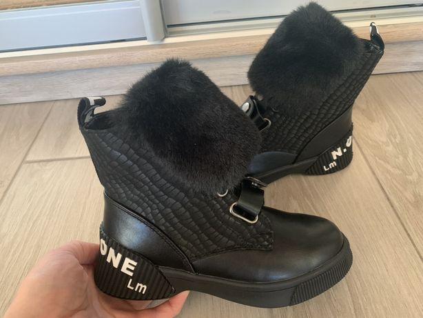 Зимние ботинки, зимние сапоги девочке